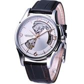 Hamilton漢米爾頓爵士系列OPEN HEART機械腕錶  H32565555