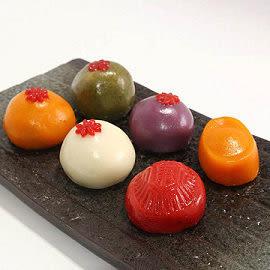【富品家】米果子黑糖糕禮盒家庭組(6味米果子家庭包2入+黑糖糕2入)-含運價