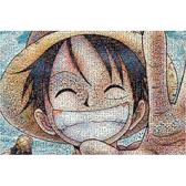 【日本進口拼圖】海賊王/航海王/One Piece 魯夫馬賽克 (1000片) ES1000-330