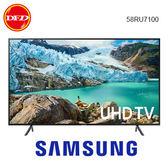 2019 SAMSUNG 三星 58RU7100 4K 電視 55吋 4K 智慧連網液晶電視 送北區精緻壁裝 UA58RU7100WXZW