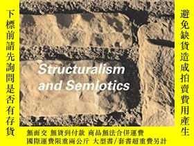 二手書博民逛書店Structuralism罕見And SemioticsY256260 Terence Hawkes Rout