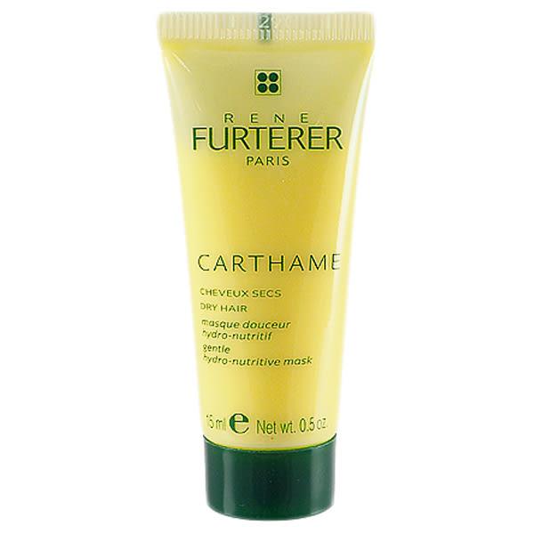 Renefurterer 萊法耶 紅花水潤修護膜(15ml)【小三美日】免沖洗護髮