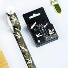 燙金星空海浪和紙膠帶整卷手帳神奈川和風櫻花招財貓咪貼紙