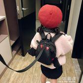 可愛兒童書包1-3歲寶寶包包防走失背包牽引繩男女嬰幼兒防丟失潮『小淇嚴選』