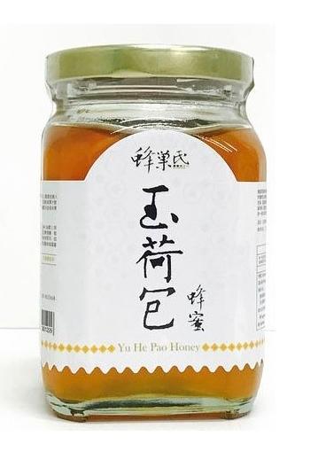 蜂巢氏 嚴選認證玉荷包蜂蜜 370g/瓶