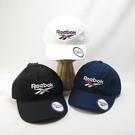 REEBOK CL FO VECTOR CA棒球帽 FL9598白/FL9600藍/FL9597黑【iSport愛運動】