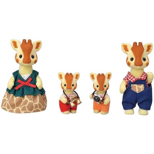 森林家族 長頸鹿家庭組_EP14663