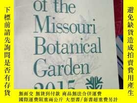 二手書博民逛書店Annals罕見of the Missouri Botanica