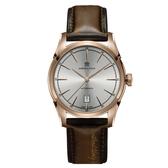 HAMILTON 漢米爾頓Jazzmaster/經典時刻機械腕錶/H42445551