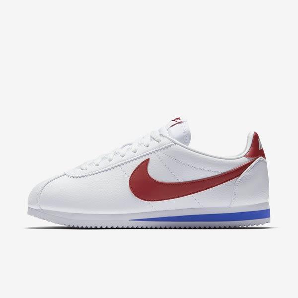 Nike Classic Cortez [749571-154] 男鞋 運動 休閒 經典 潮流 阿甘 白 紅