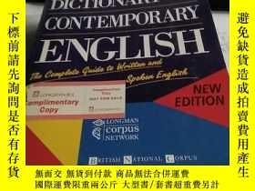 二手書博民逛書店Longman罕見Dictionary Of Contempor