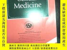 二手書博民逛書店外文書罕見SEXUAL MEDICINE 2011 5.8Y23