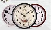 掛鐘圓形鐘錶掛鐘客廳靜音時尚現代大氣石英鐘錶掛錶創意歐式簡約家用 俏女孩
