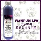 *KING WANG*【wampum SPA】去污專用濃縮美白洗毛精-500ml