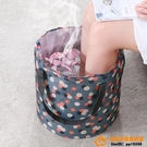 泡腳袋便攜式水盆旅行可折疊洗臉盆保溫旅游泡腳桶洗衣水桶超級品牌【小桃子】