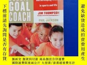 二手書博民逛書店the罕見Double GOAL COACH positive coaching tools for Honor
