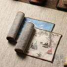 茶巾茶布桌布中式吸水茶桌墊子茶席加厚配件毛巾【極簡生活】
