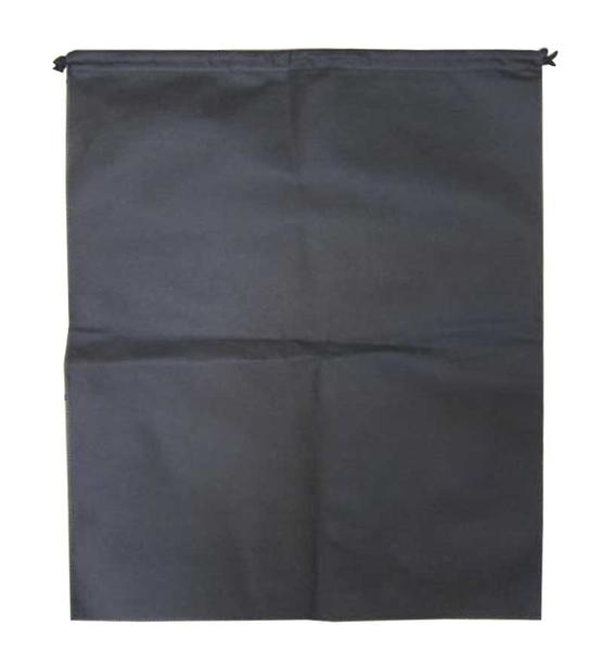~雪黛屋~防塵套包包物品收納防塵套男女包收納必備防水不織布可A4資夾摺疊展開收納束口#5047(小)