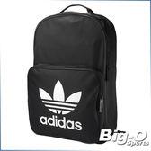 【運動背包 免運費】ADIDAS 愛迪達 BP CLAS TREFOIL 運動後背包 BK6723