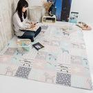 床墊 親膚純棉絎縫床墊-120X190cm 旺寶 絎縫墊 防滑 地墊【E042】