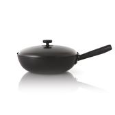 JIA Monolithic Cookware Wok 32cm 深澤直人 日嚐鍋具組系列 碳鋼 中式炒鍋