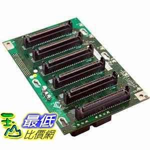[103美國直購 ShopUSA] 只有6drive SCSI背板 Board Only for 6DRIVE SCSI Backplane $1825