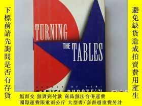 二手書博民逛書店TURNING罕見THE TABLES 精裝26761 請閱圖