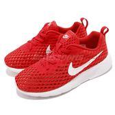 Nike 休閒慢跑鞋 Tanjun BR PSE 紅 白 透氣版本 中童鞋 【PUMP306】 AO9604-600