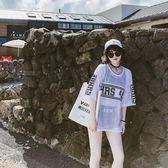全館免運八折促銷-韓國泳衣女分體保守三件套運動學生小香風少女平角顯瘦溫泉游泳裝