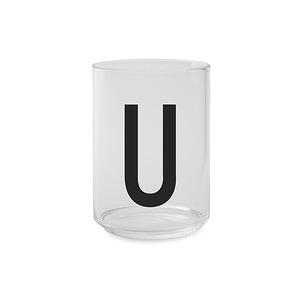 Design Letters 字母玻璃杯 U