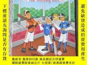 二手書博民逛書店The罕見Missing Mitt (Hardy Boys, S