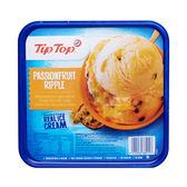 Tip Top 帝紐冰淇淋 - 百香果旋風 (2000mL)