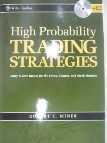 【書寶二手書T1/行銷_D3I】High Probability Trading Strategies: Entry to Exit Tactics for…