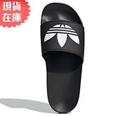 【現貨】ADIDAS ADILETTE LITE 男鞋 女鞋 拖鞋 休閒 三葉草 柔軟 黑【運動世界】FU8298