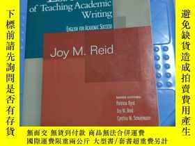 二手書博民逛書店Essentials罕見of Teaching Academic Writing Joy M.ReidY21