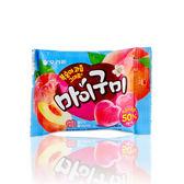 韓國 ORION 好麗友 水蜜桃口味軟糖 66g ◆86小舖 ◆
