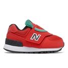 New Balance 574 W 童鞋 小童 慢跑 復古 透氣 西瓜 紅【運動世界】IV574FRR