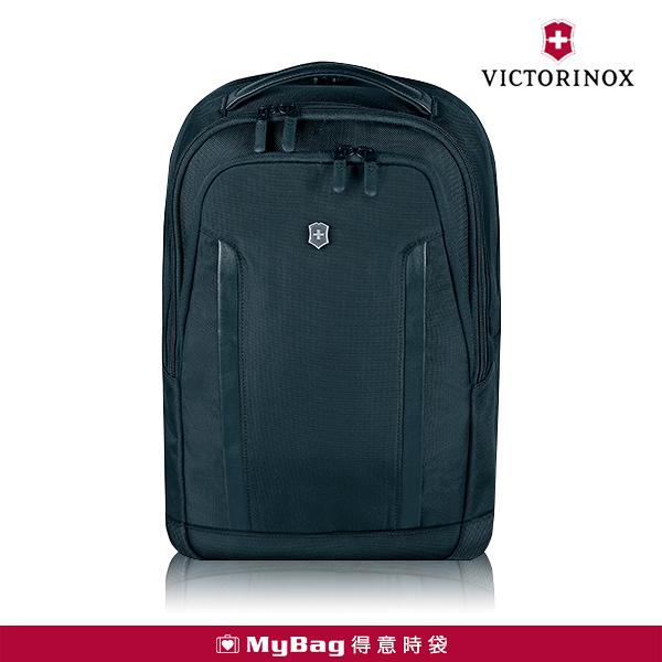 Victorinox 瑞士維氏 後背包 Altmont Professional 15吋電腦後背包 黑色 TRGE-602151 得意時袋