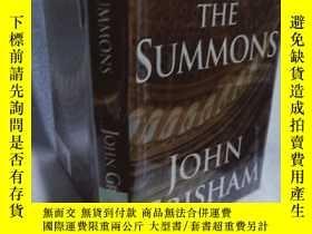 二手書博民逛書店實物拍照;The罕見Summons by John Grisha