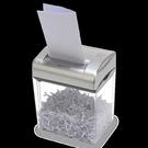 碎紙機 電動辦公文件廢紙粉碎機小型家用便攜粹紙機【快速出貨】
