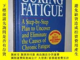 二手書博民逛書店英文原版罕見Curing Fatigue by David S.