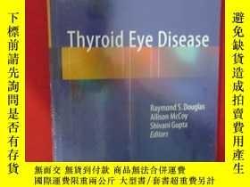二手書博民逛書店Thyroid罕見Eye Disease ( 16開,硬精裝)