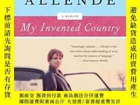 二手書博民逛書店My罕見Invented CountryY364682 Isabel Allende Harper Peren