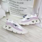 KangaROOS 袋鼠 CRYSTA 休閒運動鞋 慢跑鞋 正品 KW11787 女款 白X粉【iSport愛運動】