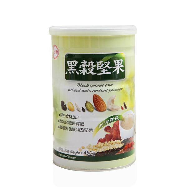 台糖黑穀堅果飲450g~台糖優質商品~