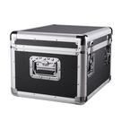 儀器箱-超大型五金工具箱工業級儲物箱子鋁合金車載收納盒大號鐵加厚 完美情人館YXS