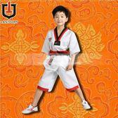 夏季兒童跆拳道服LG-3205