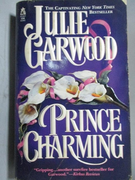 【書寶二手書T2/原文小說_OSE】Prince Charming_Julie Garwood