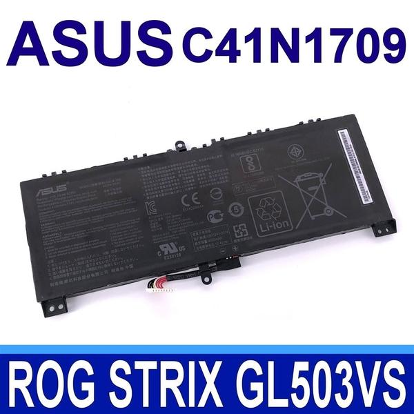 ASUS C41N1709 4芯 . 電池 ROG STRIX GL503VS SCAR Edition GL503VS