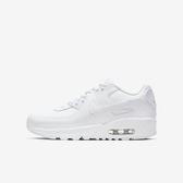 Nike Air Max 90 Ltr (gs) [CD6864-100] 大童鞋 運動 慢跑 籃球 氣墊 潮流 白銀